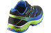Salomon Wings CSWP Shoes Juniors black/granny green/bright blue